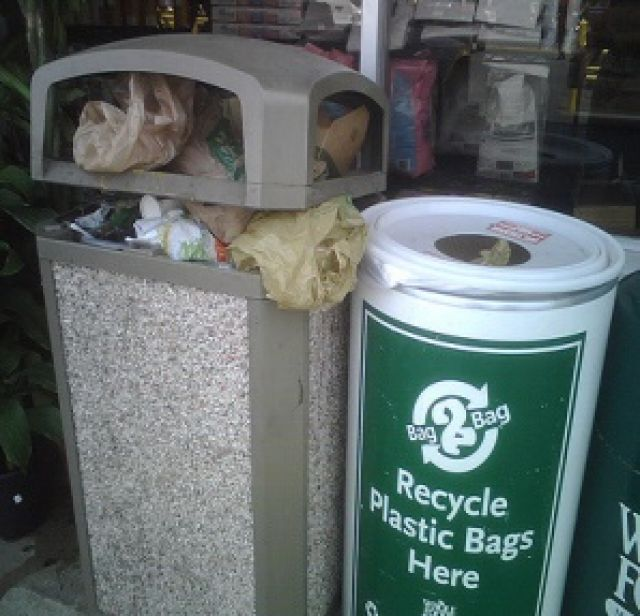 Recycle For HAWS